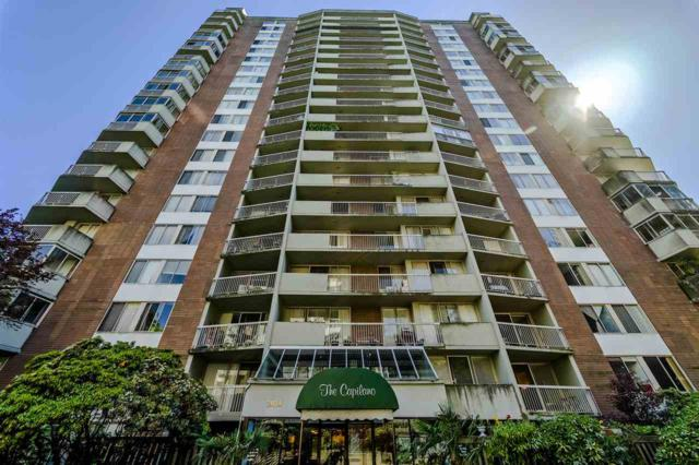 2024 Fullerton Avenue #205, North Vancouver, BC V7P 3G4 (#R2294267) :: West One Real Estate Team