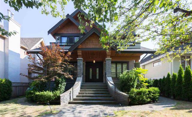 1168 Nanton Avenue, Vancouver, BC V6H 2C5 (#R2294581) :: West One Real Estate Team