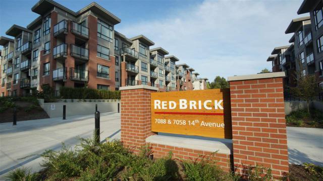 7058 14TH Avenue #119, Burnaby, BC V3N 0E6 (#R2294728) :: West One Real Estate Team