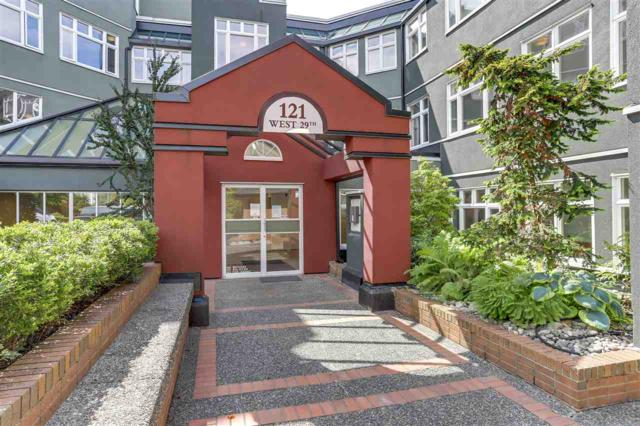 121 W 29TH Street #505, North Vancouver, BC V7N 4L6 (#R2295136) :: West One Real Estate Team