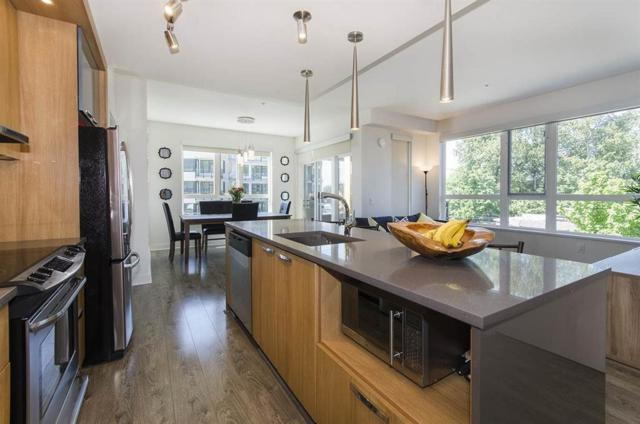 733 W 14TH Street #309, North Vancouver, BC V7M 0C6 (#R2295219) :: West One Real Estate Team