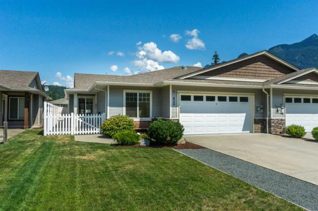 425 Stuart Street #1, Hope, BC V0X 1L0 (#R2295228) :: West One Real Estate Team