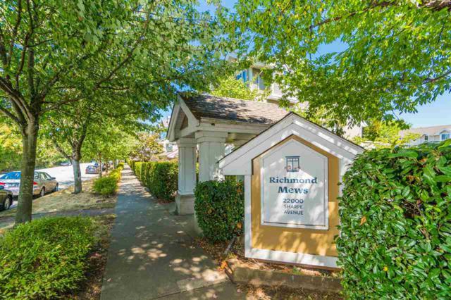 22000 Sharpe Avenue #16, Richmond, BC V6V 2V5 (#R2295466) :: West One Real Estate Team