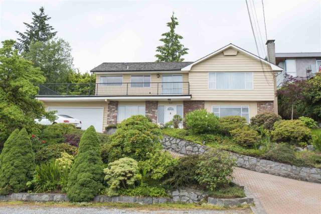 565 St. Andrews Road, West Vancouver, BC V7S 1V3 (#R2295482) :: Vancouver House Finders
