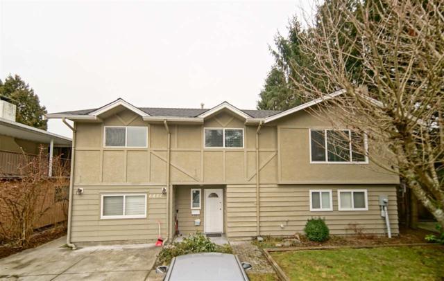 6451 Nadine Crescent, Richmond, BC V7C 2T5 (#R2295486) :: West One Real Estate Team