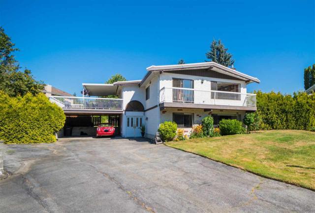 3355 Cardinal Drive, Burnaby, BC V5A 2T7 (#R2295525) :: Simon King Real Estate Group