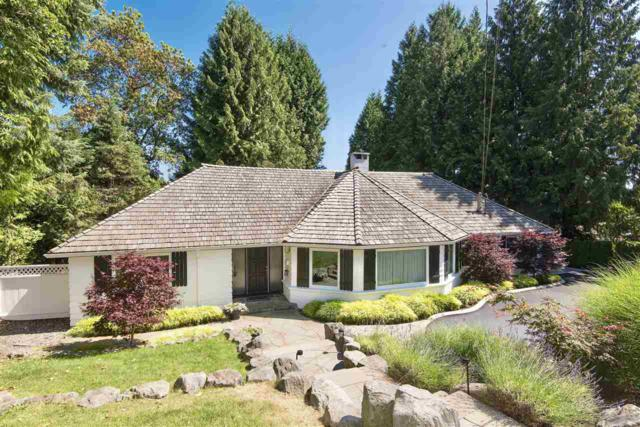 4740 Rutland Road, West Vancouver, BC V7W 1G7 (#R2295635) :: West One Real Estate Team