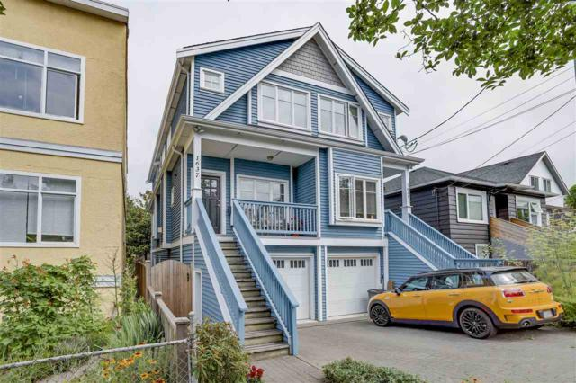 1637 Grant Street, Vancouver, BC V5L 2Y4 (#R2295643) :: West One Real Estate Team