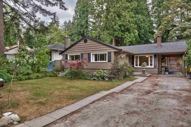 1260 Gladwin Drive, North Vancouver, BC V7R 1A3 (#R2295861) :: West One Real Estate Team