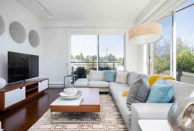 2128 W 40TH Avenue #311, Vancouver, BC V6M 1W5 (#R2295884) :: Vancouver Real Estate
