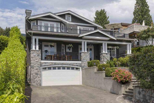 2433 Nelson Avenue, West Vancouver, BC V7V 2R3 (#R2295919) :: West One Real Estate Team