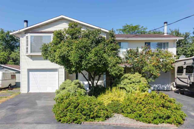 994 Irvine Street, Coquitlam, BC V3C 3L9 (#R2296109) :: West One Real Estate Team