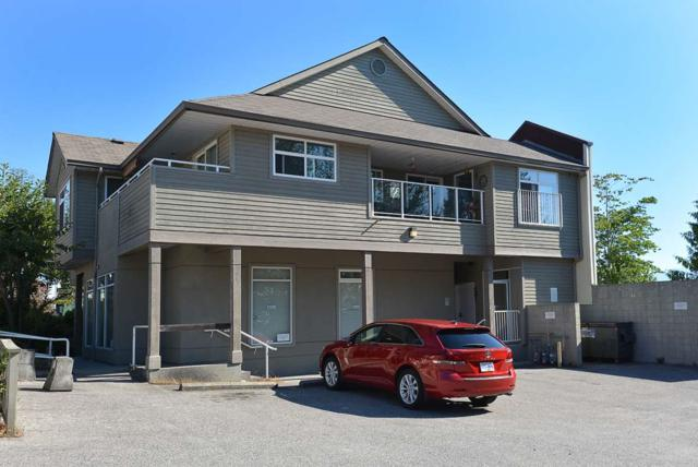 703 Gibsons Way #203, Gibsons, BC V0N 1V9 (#R2296166) :: RE/MAX Oceanview Realty