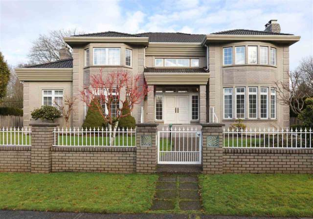 1437 Connaught Drive, Vancouver, BC V6H 2H5 (#R2296267) :: West One Real Estate Team