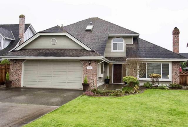 5308 Laurel Drive, Delta, BC V4K 4H8 (#R2296500) :: West One Real Estate Team