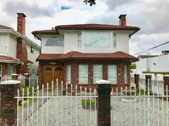 2036 E 52 Avenue, Vancouver, BC V5P 1W9 (#R2296626) :: West One Real Estate Team