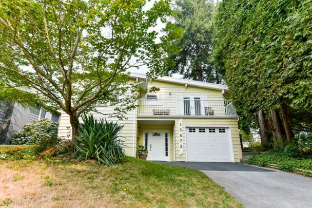 13673 Malabar Avenue, White Rock, BC V4B 2X8 (#R2296849) :: West One Real Estate Team