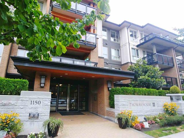 1150 Kensal Place #111, Coquitlam, BC V3B 0H4 (#R2296929) :: West One Real Estate Team