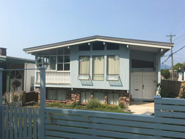2691 E 25TH Avenue, Vancouver, BC V5R 1H4 (#R2297020) :: Simon King Real Estate Group