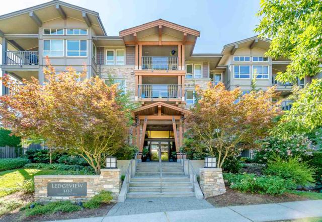 3132 Dayanee Springs Bl Boulevard #108, Coquitlam, BC V3E 0B5 (#R2297043) :: West One Real Estate Team