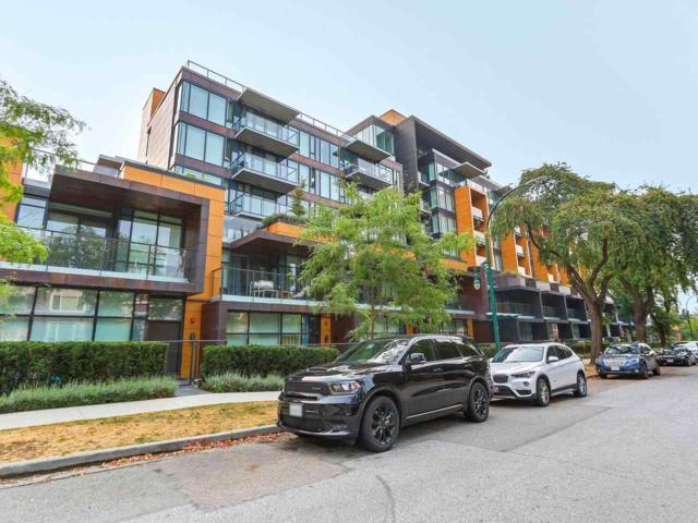 8488 Cornish Street #707, Vancouver, BC V6P 0C2 (#R2297077) :: West One Real Estate Team