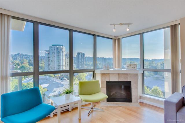 290 Newport Drive #903, Port Moody, BC V3H 5N2 (#R2297120) :: West One Real Estate Team