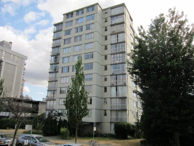 1250 Burnaby Street #802, Vancouver, BC V6E 1P5 (#R2297180) :: West One Real Estate Team
