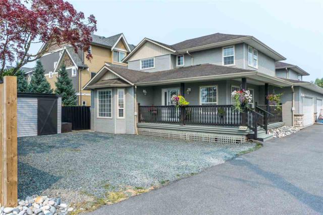 7374 Evans Road A, Sardis, BC V2R 1L2 (#R2297232) :: West One Real Estate Team