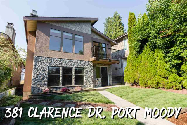 381 Clarence Street, Port Moody, BC V3H 2Y1 (#R2297335) :: West One Real Estate Team