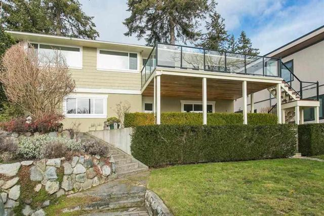 14524 Magdalen Avenue, White Rock, BC V4B 2X7 (#R2297369) :: West One Real Estate Team