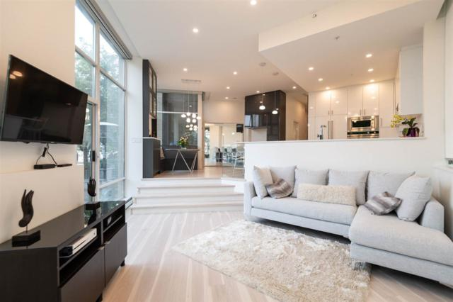 1228 Marinaside Crescent #107, Vancouver, BC V6Z 2W4 (#R2297411) :: West One Real Estate Team