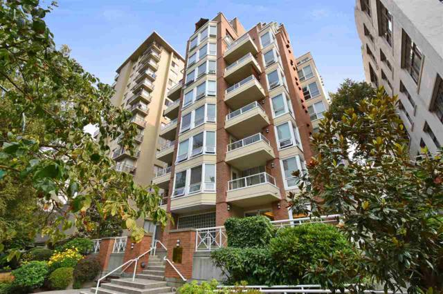 1935 Haro Street #601, Vancouver, BC V6G 1H8 (#R2297412) :: West One Real Estate Team