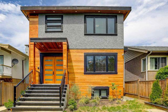 3123 E 7TH Avenue, Vancouver, BC V5M 1V6 (#R2297469) :: Simon King Real Estate Group