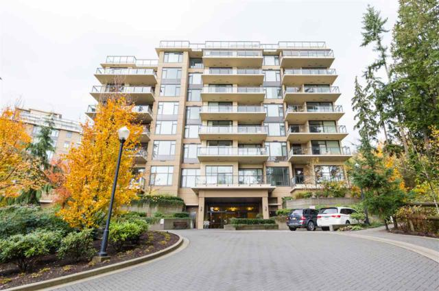 1415 Parkway Boulevard #811, Coquitlam, BC V3E 0C7 (#R2297474) :: West One Real Estate Team
