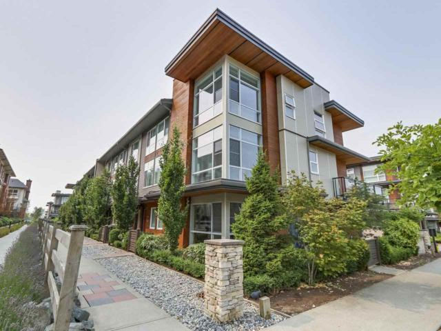 16222 23A Avenue #110, Surrey, BC V3Z 6P4 (#R2297606) :: West One Real Estate Team