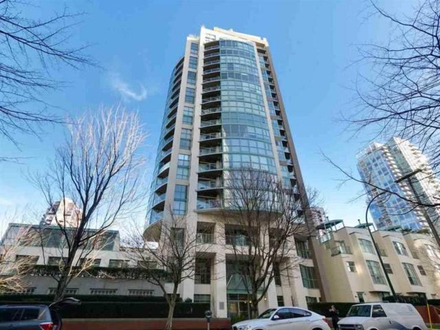907 Beach Avenue #1701, Vancouver, BC V6Z 2R3 (#R2297642) :: Vancouver Real Estate