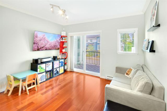 4288 Sardis Street #15, Burnaby, BC V5H 1K4 (#R2297707) :: West One Real Estate Team