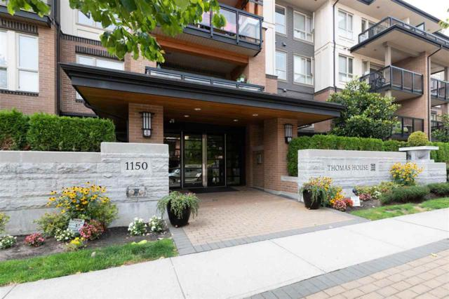 1150 Kensal Place #310, Coquitlam, BC V3B 0H4 (#R2297775) :: West One Real Estate Team