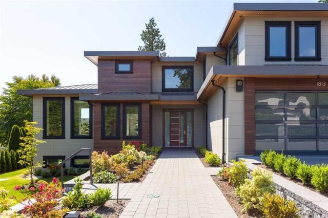 1813 St. Denis Road, West Vancouver, BC V7V 3W4 (#R2297780) :: West One Real Estate Team
