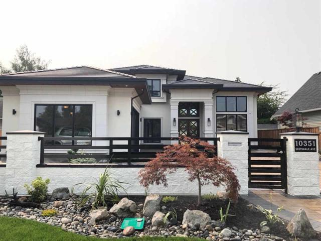 10351 Scotsdale Avenue, Richmond, BC V7E 3V2 (#R2297811) :: West One Real Estate Team