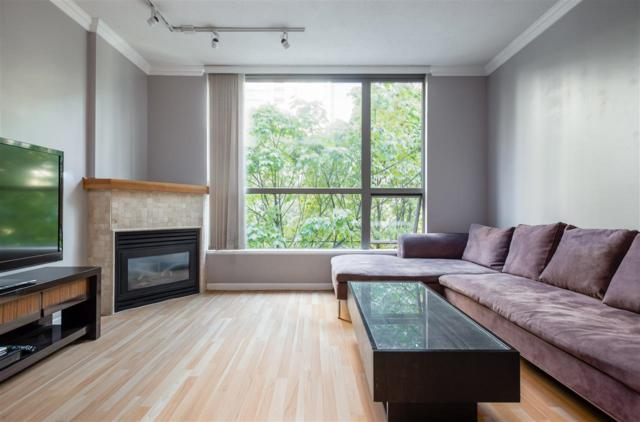 928 Richards Street #306, Vancouver, BC V6B 6P6 (#R2297856) :: Vancouver Real Estate
