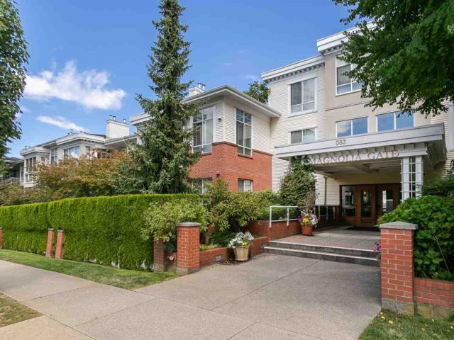 383 E 37TH Avenue #328, Vancouver, BC V5W 4C1 (#R2297858) :: West One Real Estate Team