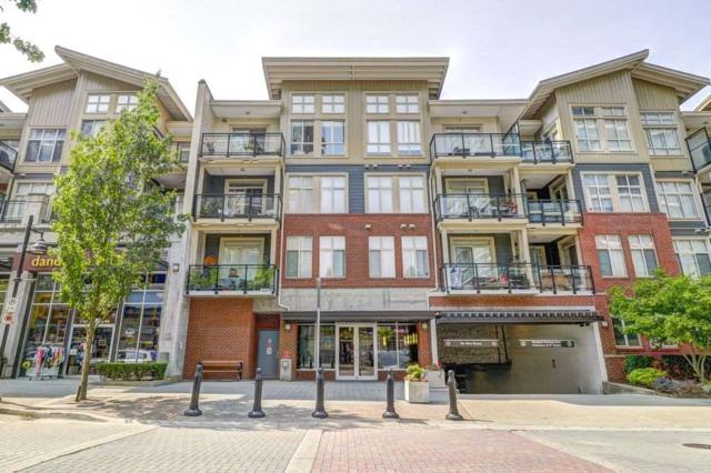 101 Morrissey Road #408, Port Moody, BC V3H 0E6 (#R2297932) :: West One Real Estate Team