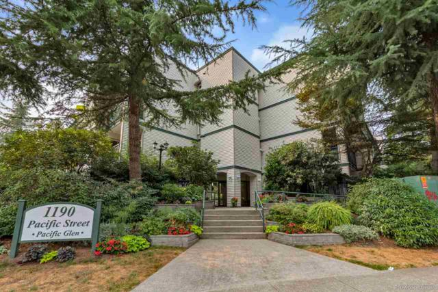 1190 Pacific Street #208, Coquitlam, BC V3B 6Z2 (#R2297978) :: Vancouver House Finders