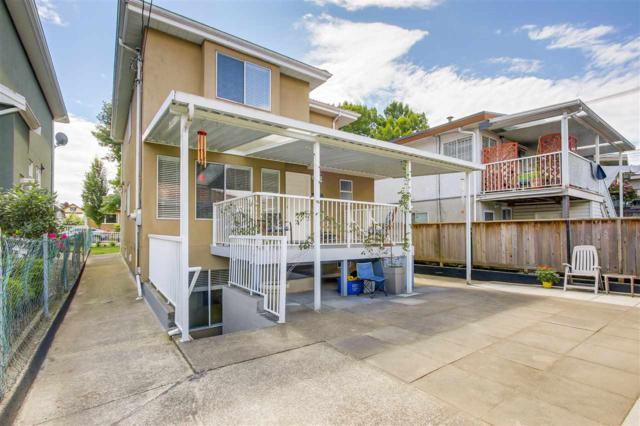 3289 Parker Street, Vancouver, BC V5K 2V7 (#R2297991) :: Simon King Real Estate Group