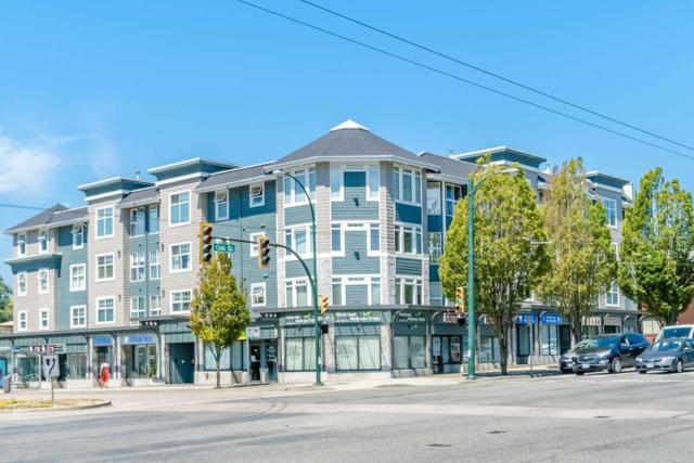 1011 W King Edward Avenue #401, Vancouver, BC V6H 1Z3 (#R2298019) :: Vancouver House Finders