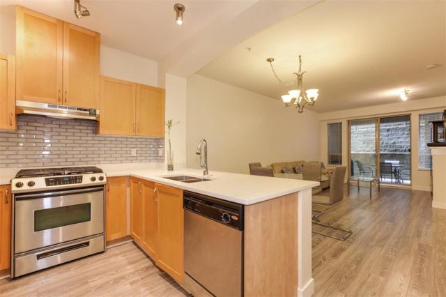 2951 Silver Springs Blv Boulevard #108, Coquitlam, BC V3E 3S4 (#R2298033) :: West One Real Estate Team