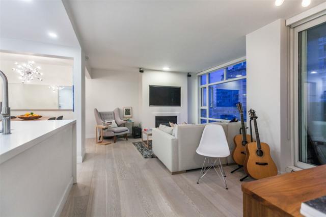 1199 Marinaside Crescent #1607, Vancouver, BC V6Z 2Y2 (#R2298087) :: Vancouver Real Estate