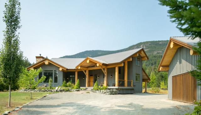7703 Pemberton Portage Road, Pemberton, BC V0N 2L0 (#R2298145) :: Vancouver House Finders