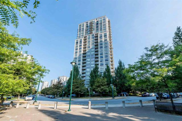 3663 Crowley Drive #708, Vancouver, BC V5R 6H4 (#R2298157) :: West One Real Estate Team